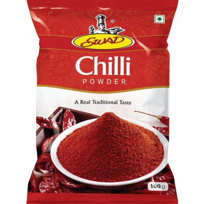 SWAD CHILLI POWDER- 200G