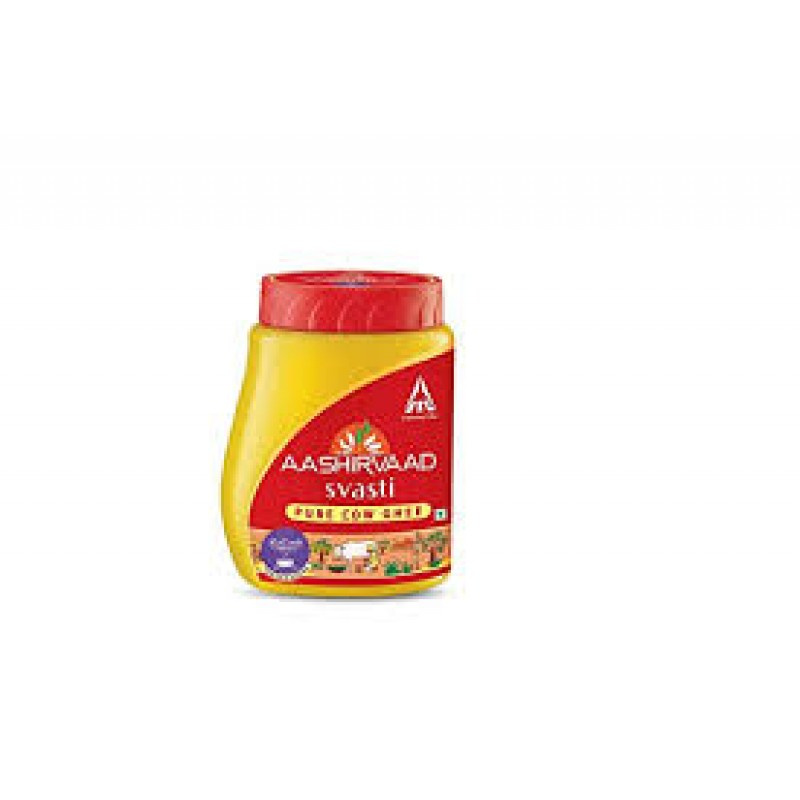 AASHIRVAAD SVASTI PURE COW GHEE 500ML