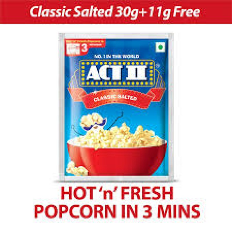 ACT 2 CLASSIC SALTED 41G