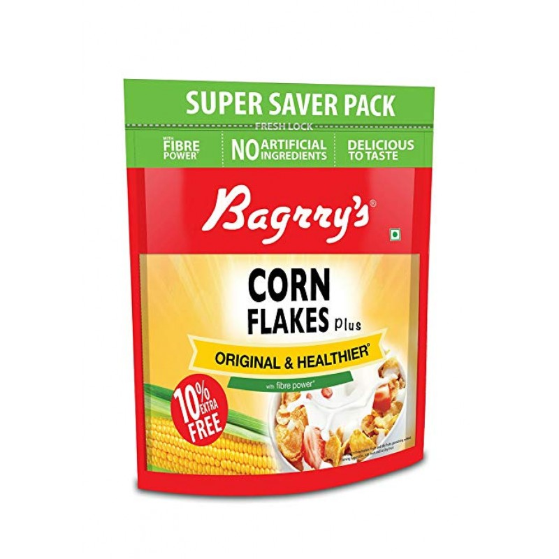 BAGRRY'S CORN FLAKES PLUS SUPER SAVER PACK