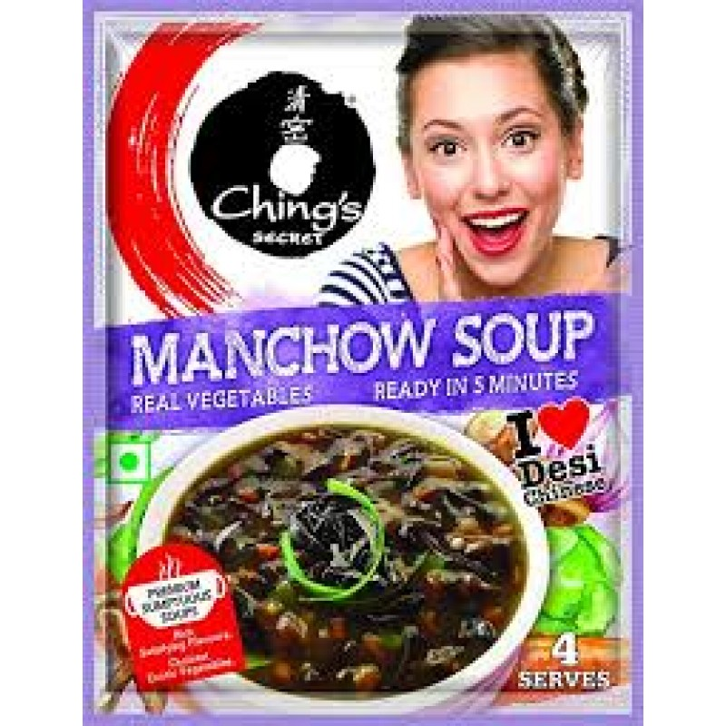 CHING'S MANCHOW SOUP 55G