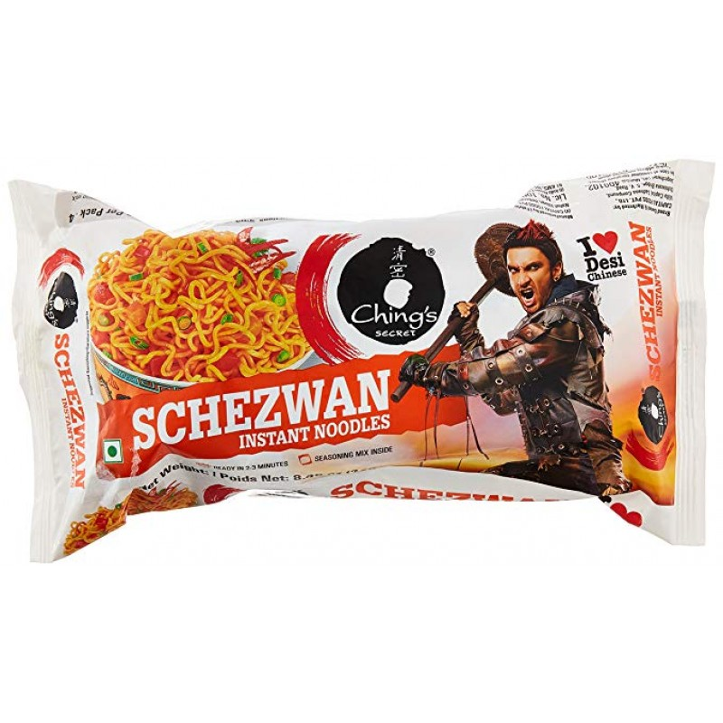 CHING'S SECRET SCHEZWAN INSTANT NOODLES 240G