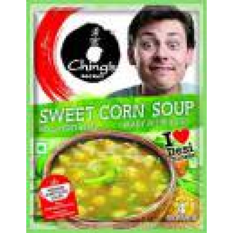CHING'S SWEET CORN SOUP 55G