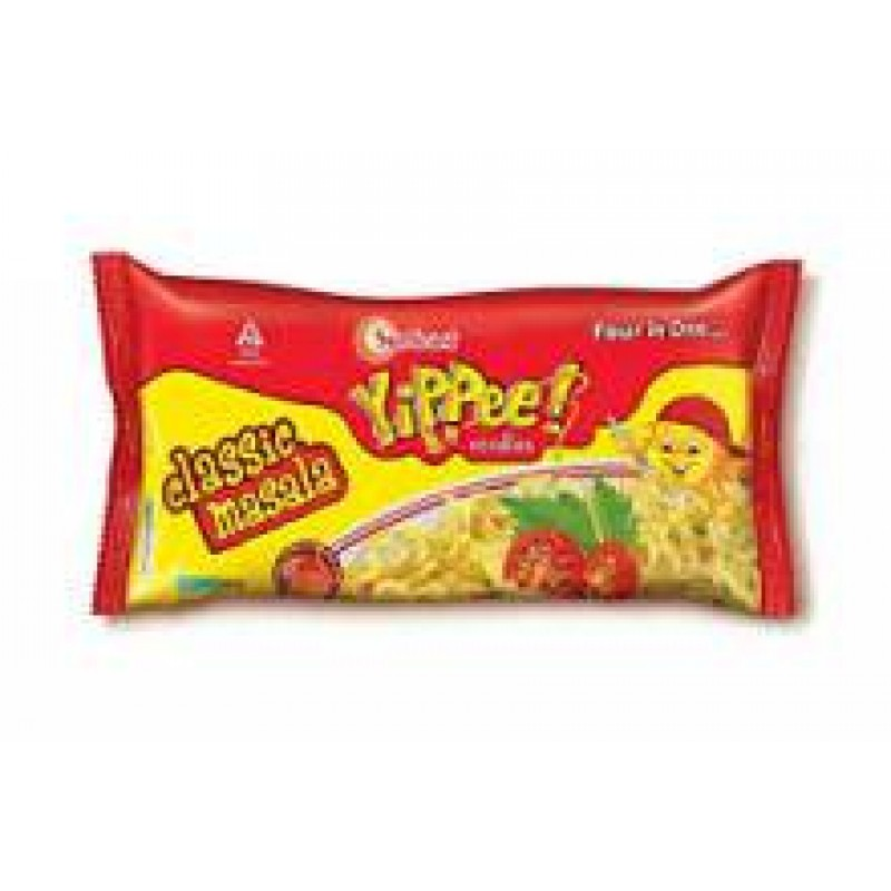 YIPEE CLASSIC MASALA NOODLES 280G