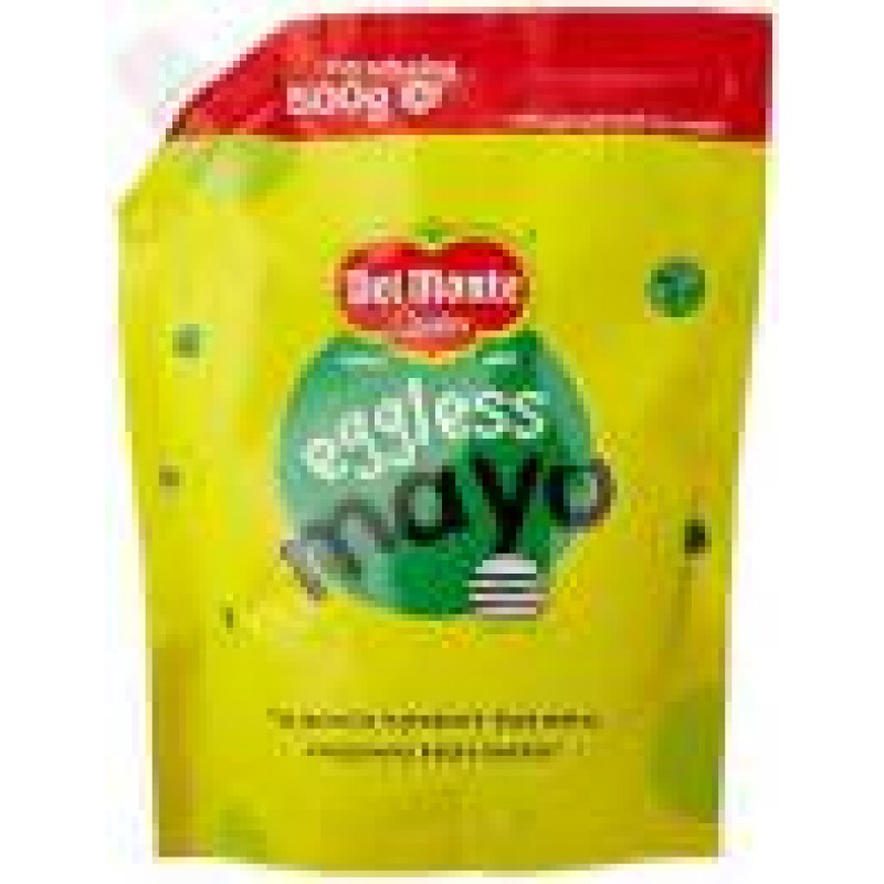 DEL MONTE EGGLESS MAYONNAISE 80G