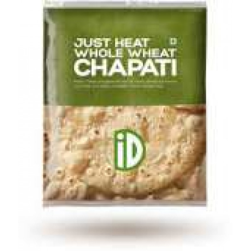 ID FRESH FOOD CHAPATI 390G