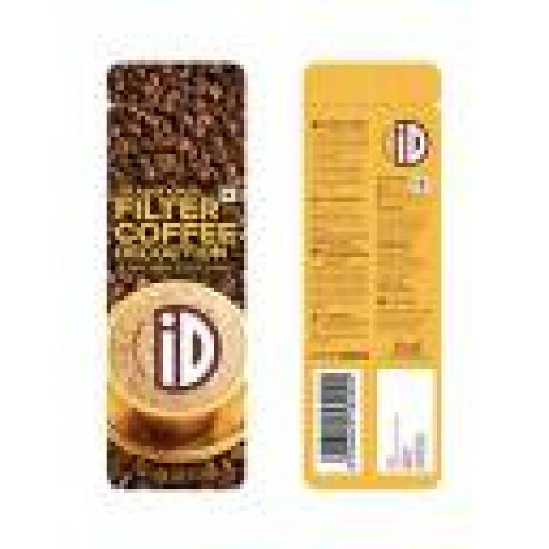 ID FRESH FOOD TRADITIONAL FILTER COFFEE DECOCTION 20ML