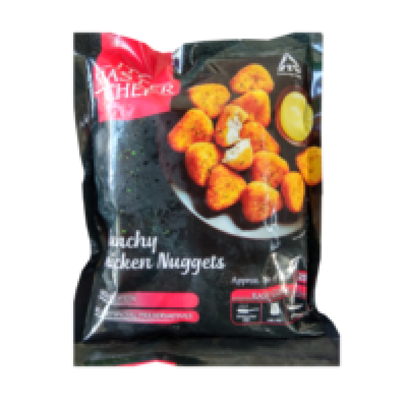 ITC MASTER CHEF CRUNCHY CHICKEN NUGGETS 450G