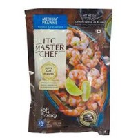 ITC MASTER CHEF MEDIUM PRAWNS 200G