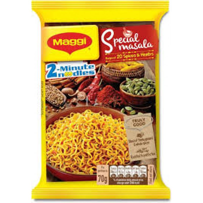 MAGGI SPECIAL MASALA NOODLES 70G