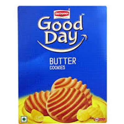 BRITANNIA GOOD DAY BUTTER COOKIES 250G