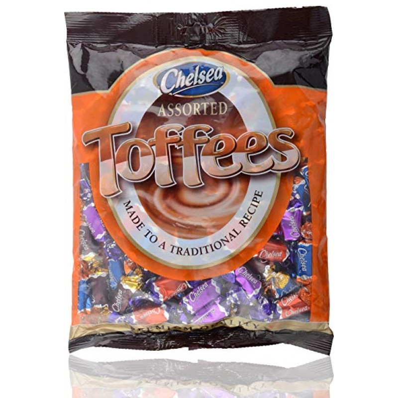 CHELSEA ASSORTED TOFFEES 800G