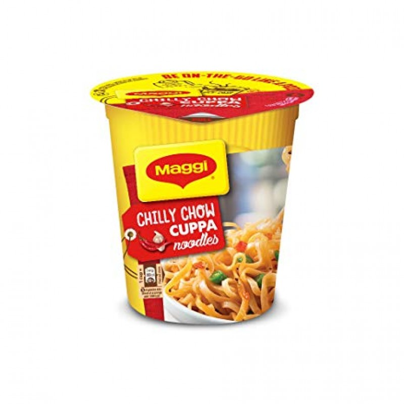 MAGGI CHILLI CHOW CUPPA NOODLES 70G