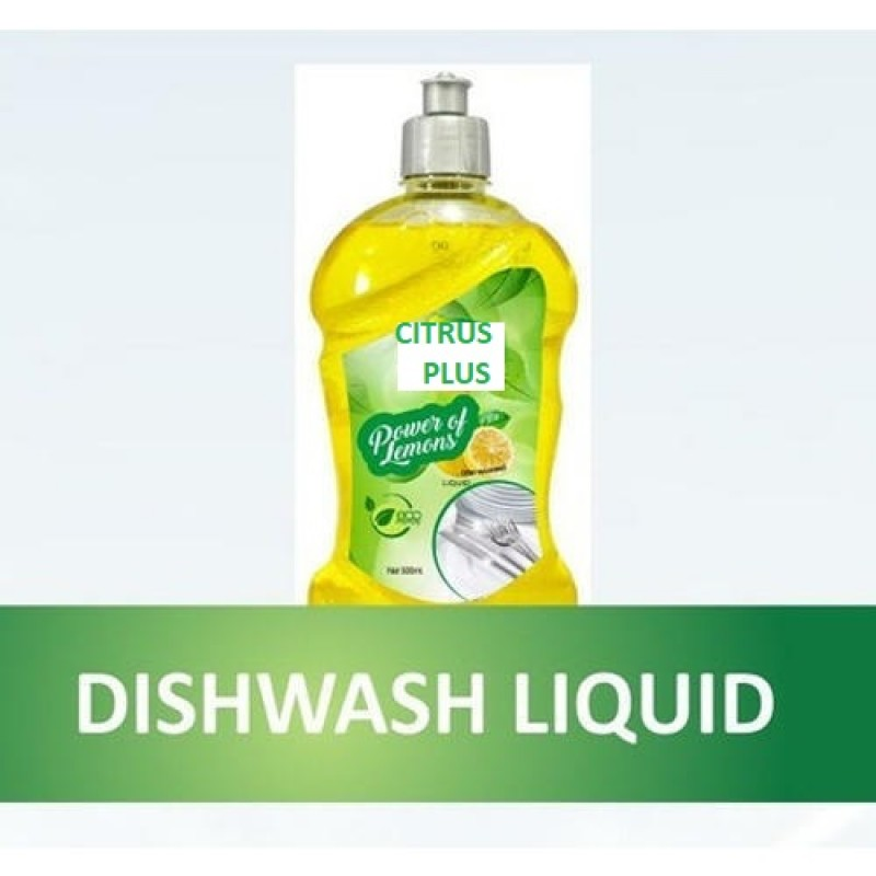 CITRUS PLUS DISHWASH SUPER CONCENTRATE 250ML
