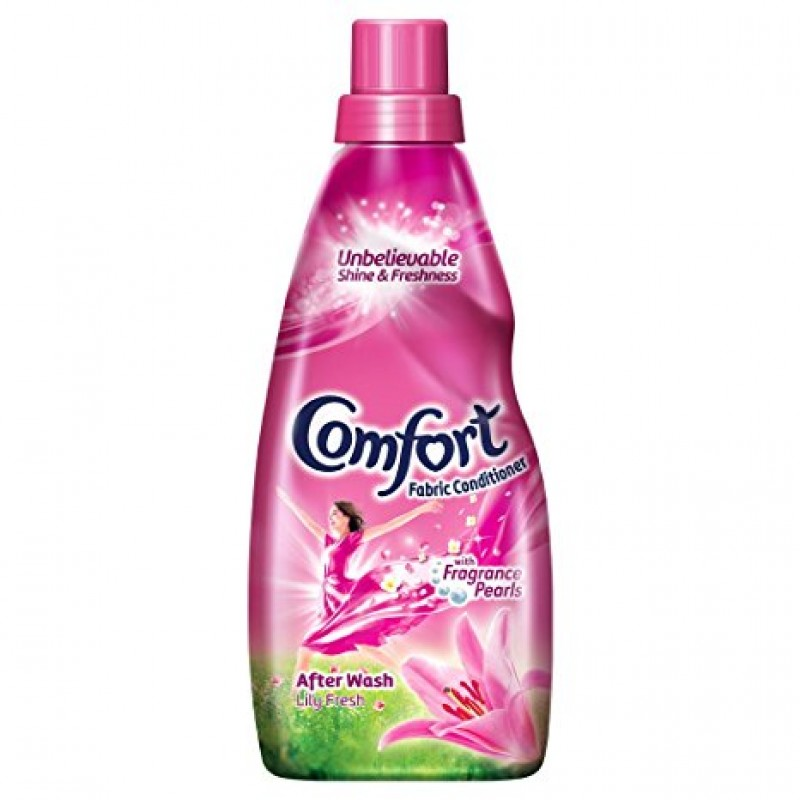 COMFORT FABRIC CONDITIONER LILY FRESH 860ML