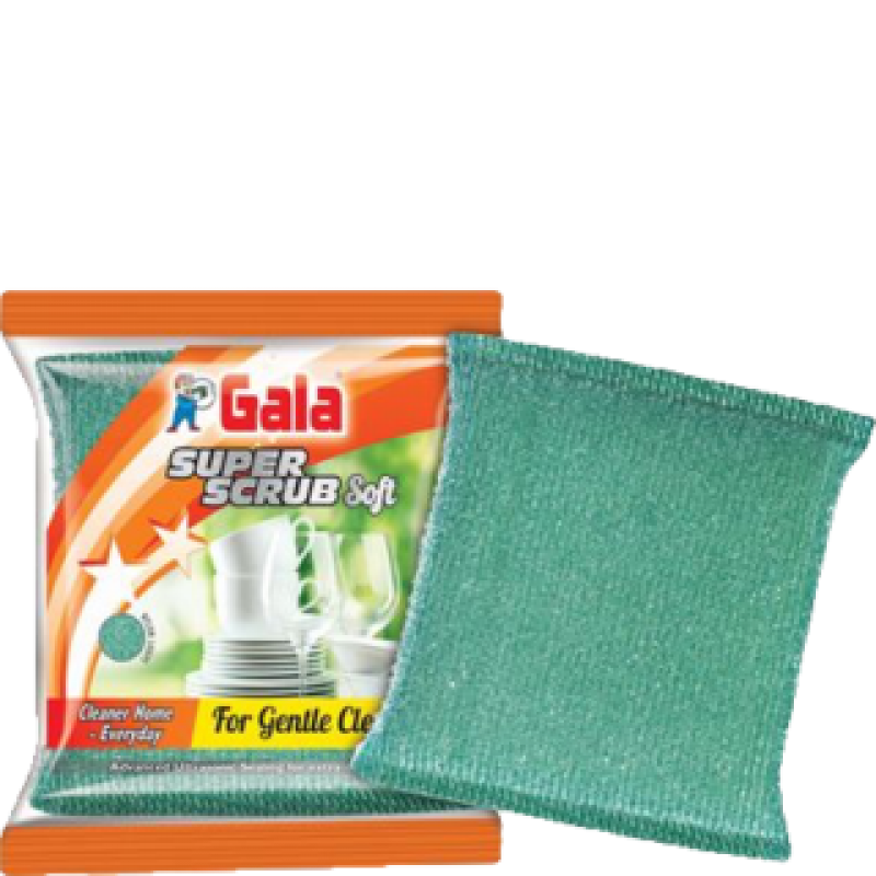 GALA SUPER SCRUB SOFT