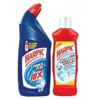 HARPIC COMBO PACK ( TOILET+BATHROOM CLEANER)