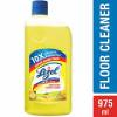 LIZOL DISINFECTANT SURFACE CLEANER CITRUS SUPER SAVER PACK 975ML