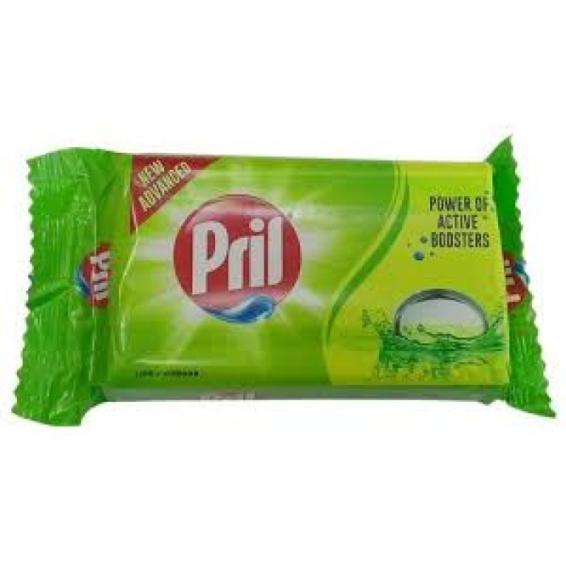NEW ADVANCED PRIL LIME+VINEGAR 400G