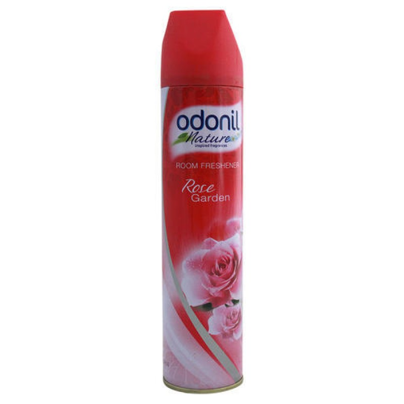 ODONIL NATURE ROSE GARDEN ROOM FRESHENER 240ML