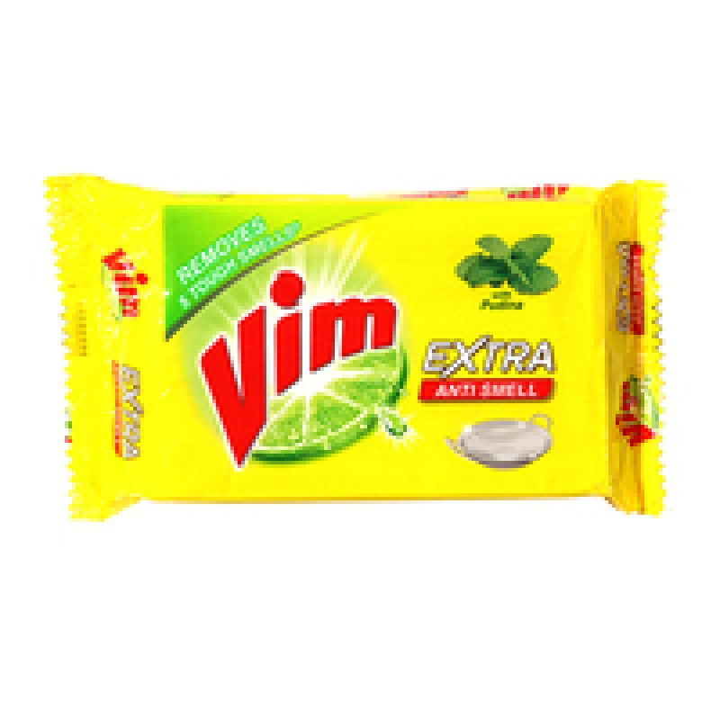 VIM WITH PUDINA EXTRA ANTI SMELL 140G