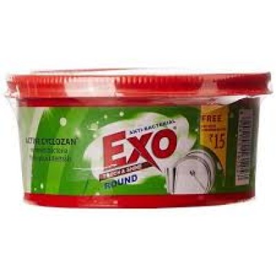 ANTI BACTERIAL EXO TOUCH & SHINE ROUND 500G