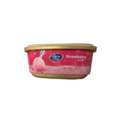 Dairy Day Strawberry Delight Premium Tub 500ml