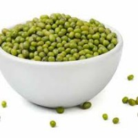 GREEN MOONG- WHOLE - 1KG